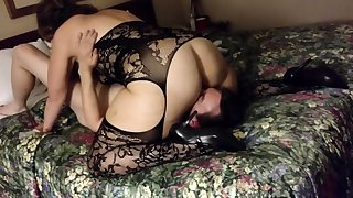 Filming my girl with a hotel - cuckold