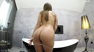 Morning fuck with Sybil is extremely enjoyable